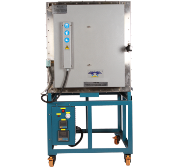 image of furnace controller